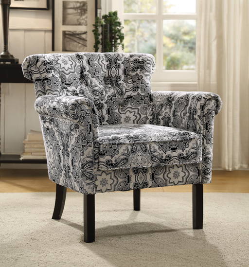 Barlowe Accent Chair 7