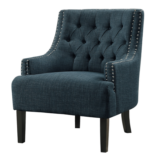 Charisma Accent Chair Indigo