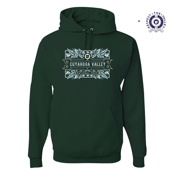 Cuyahoga Valley Woodlands Hoodie