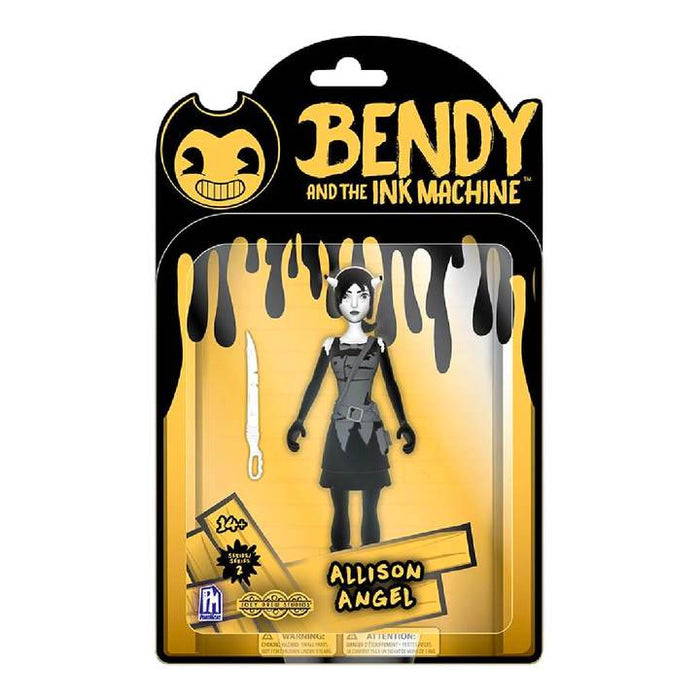 Bendy And The Ink Machine Action Figure S2 - Allison Angel