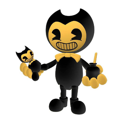 Bendy And The Ink Machine Action Figure S2 - Yellow Bendy