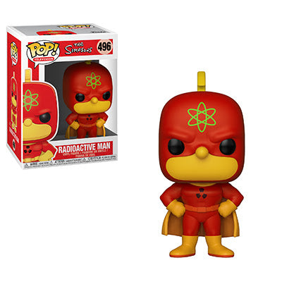 Funko POP! The Simpsons - Radioactive Man