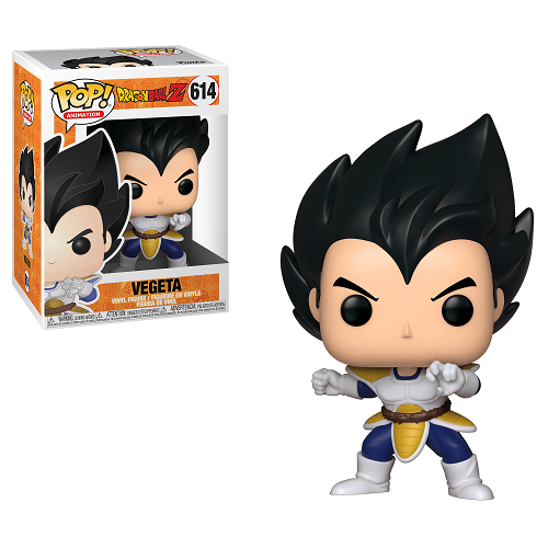 Funko POP! Dragon Ball Z (DBZ) - Vegata