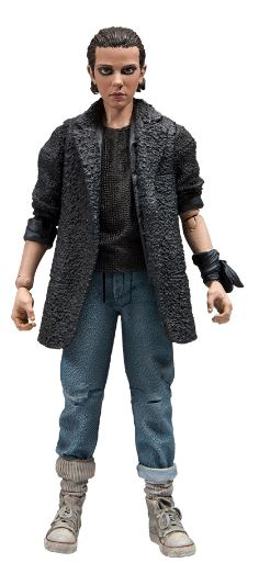 "Stranger Things: 7"" Action Figure - Punk Eleven"