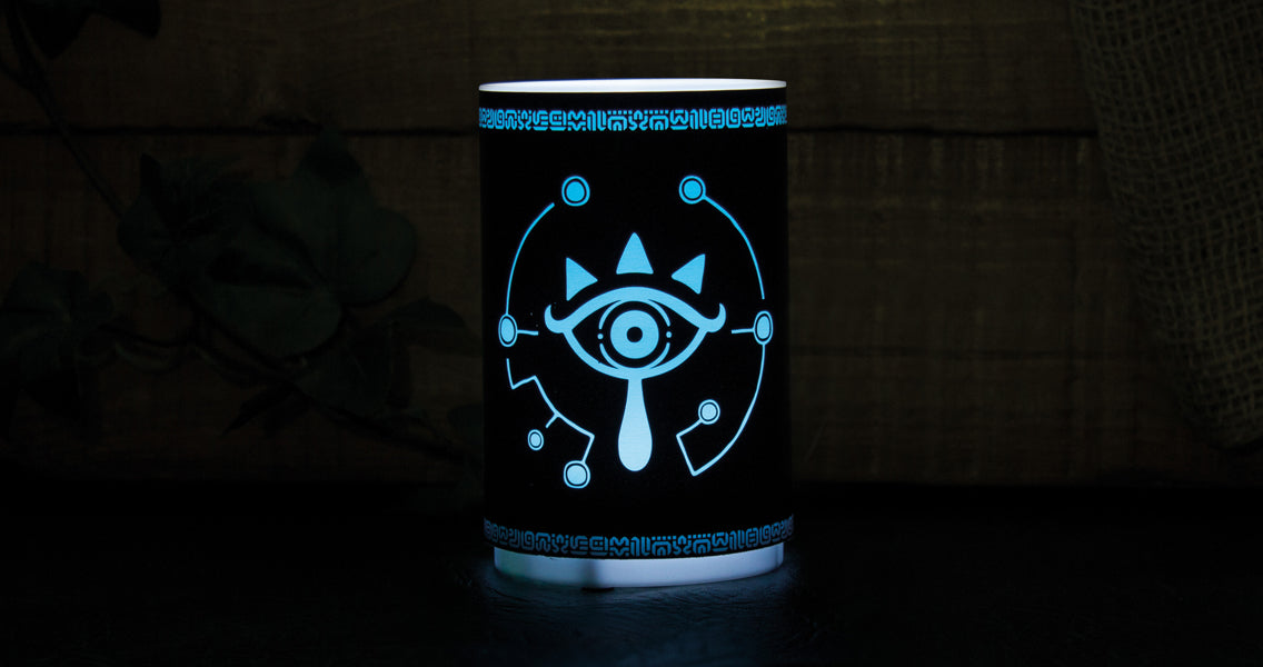 Sheikah Eye Mini Light with Try Me