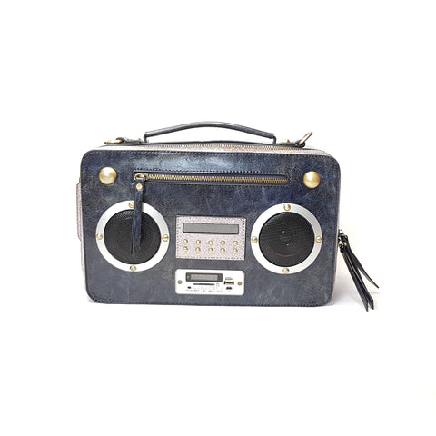 Bobbi Boombox Music Bag - Styles of Soki