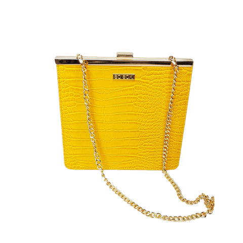 Shana Mustard Bag - Styles of Soki