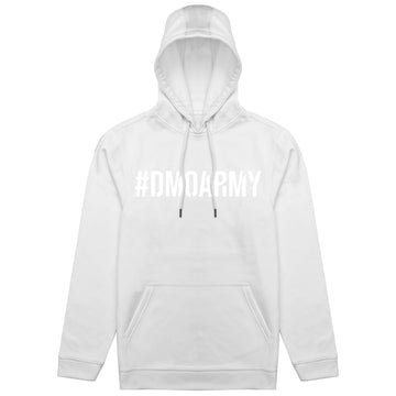 Poly Hoodie - White