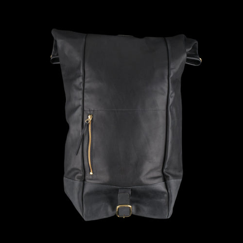 Solo Sling Duffle in Black