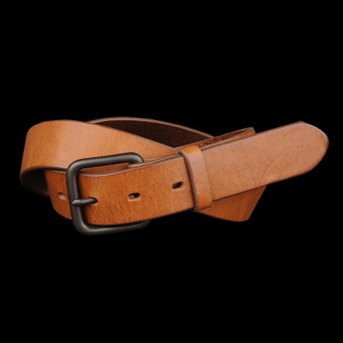 Standard Belt in Whiskey