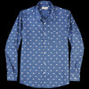 Far Afield - Classic L/S Shirt in High Fidelity Blue