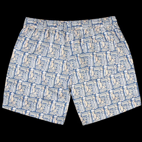 Printed Swimshort in Modazz
