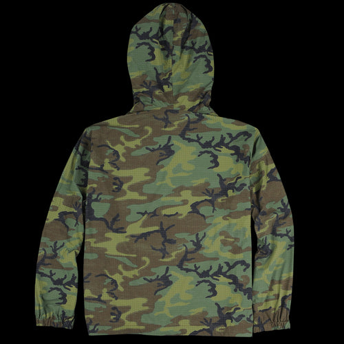 Military Smock in Camo