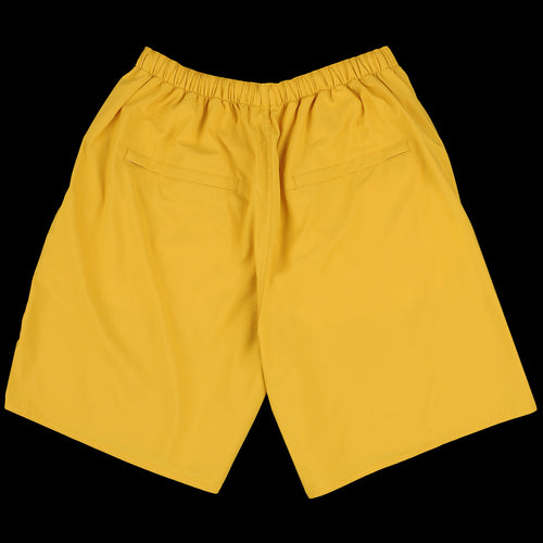 ECO Polyester Military Athletic Short in Mustard