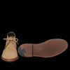 Alden - Unlined Chukka Boot in Tan Suede 1494