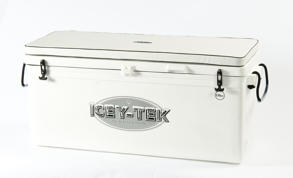 170 Quart Icey-Tek Cooler / Ice Chest