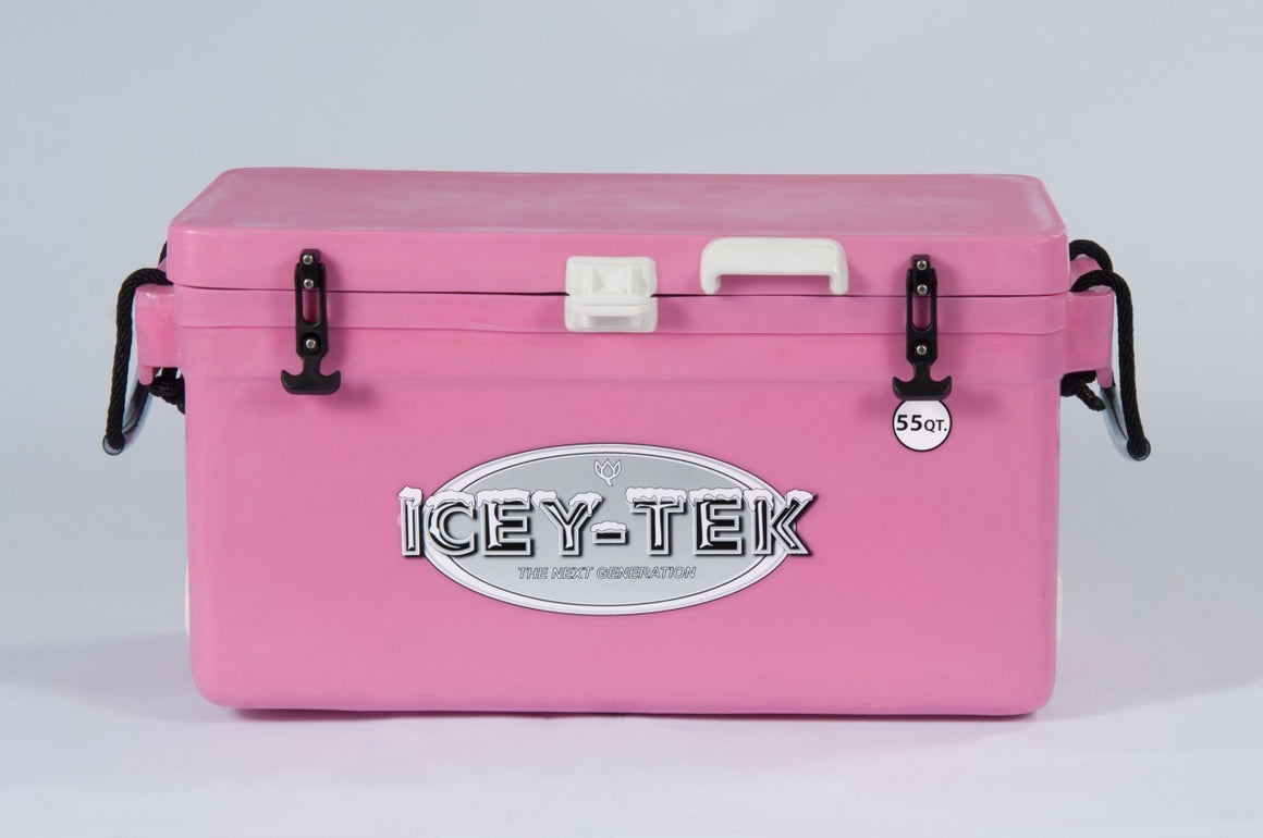 55 Quart Icey-Tek Cooler - Ice Chest