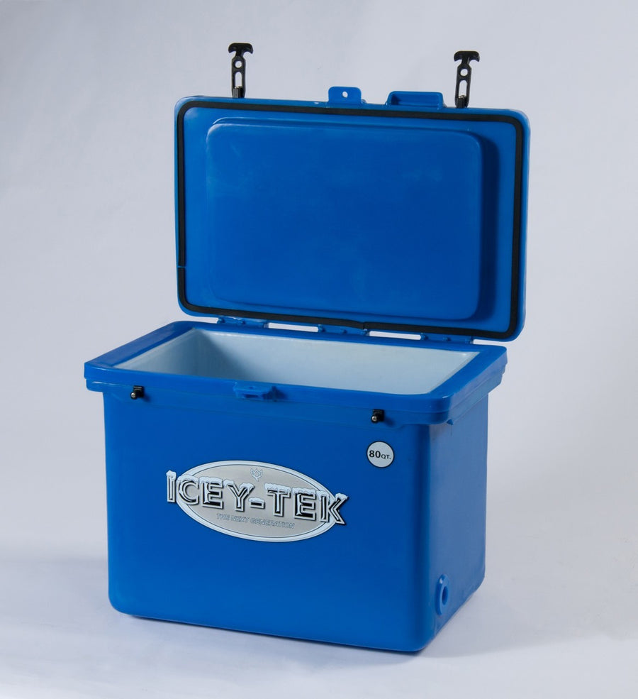 80 Quart Icey-Tek Cooler - Ice Chest
