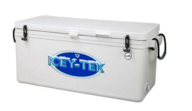 125 Quart Icey-Tek Cooler / Ice Chest