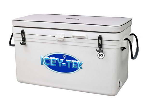 95 Quart Icey-Tek Cooler - Ice Chest