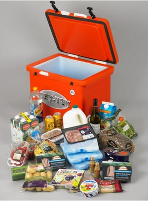 60 Quart Icey-Tek Cooler - Ice Chest