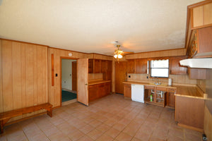 SOLD!  3 Bedroom 2 Bath Brick Home on 7+/- Acres
