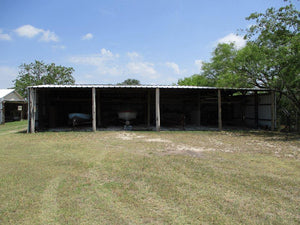 SOLD! 4 Bedroom 2 Bath Home on 2+/- Acres in Goldthwaite Texas