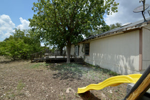 SOLD!  4 Bedroom 2 Bath Home on Lakeview Dr.  Brady Texas