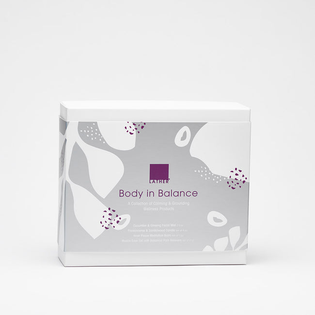 body in balance survival gift set box