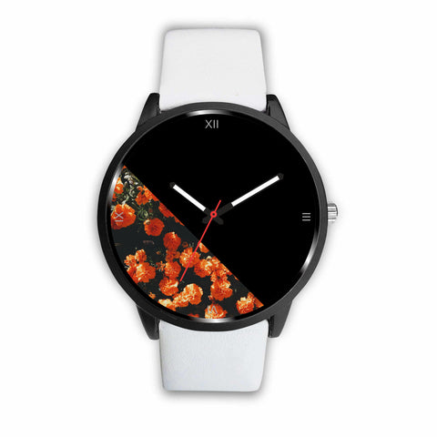 Subtle Flowers Watch