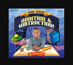 Addition & subtraction maths learning program for kids