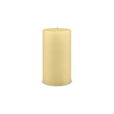 "Beeswax Pillar Candle 3"" x 6"" Natural"