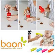 Boon SQUIRT Dispensing Spoon- Green