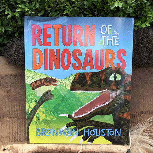 Return of the Dinosaurs by Bronwyn Houston