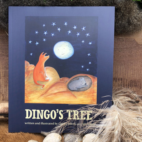 Dingo's Tree by Gladys Milroy and Jill Milroy