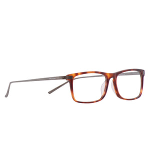 Elegant acetate frame with sleek titanium temple - SF4408