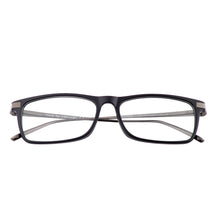 Elegant acetate frame with sleek titanium temple - SF4408 - ARCADIO LIFESTYLE