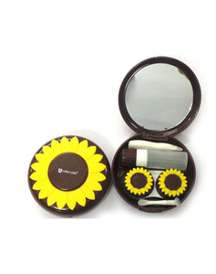BLOOMS - Designer Contact Lens Cases - A8055BR - ARCADIO LIFESTYLE