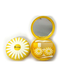 BLOOMS - Designer Contact Lens Cases - A8055WT - ARCADIO LIFESTYLE