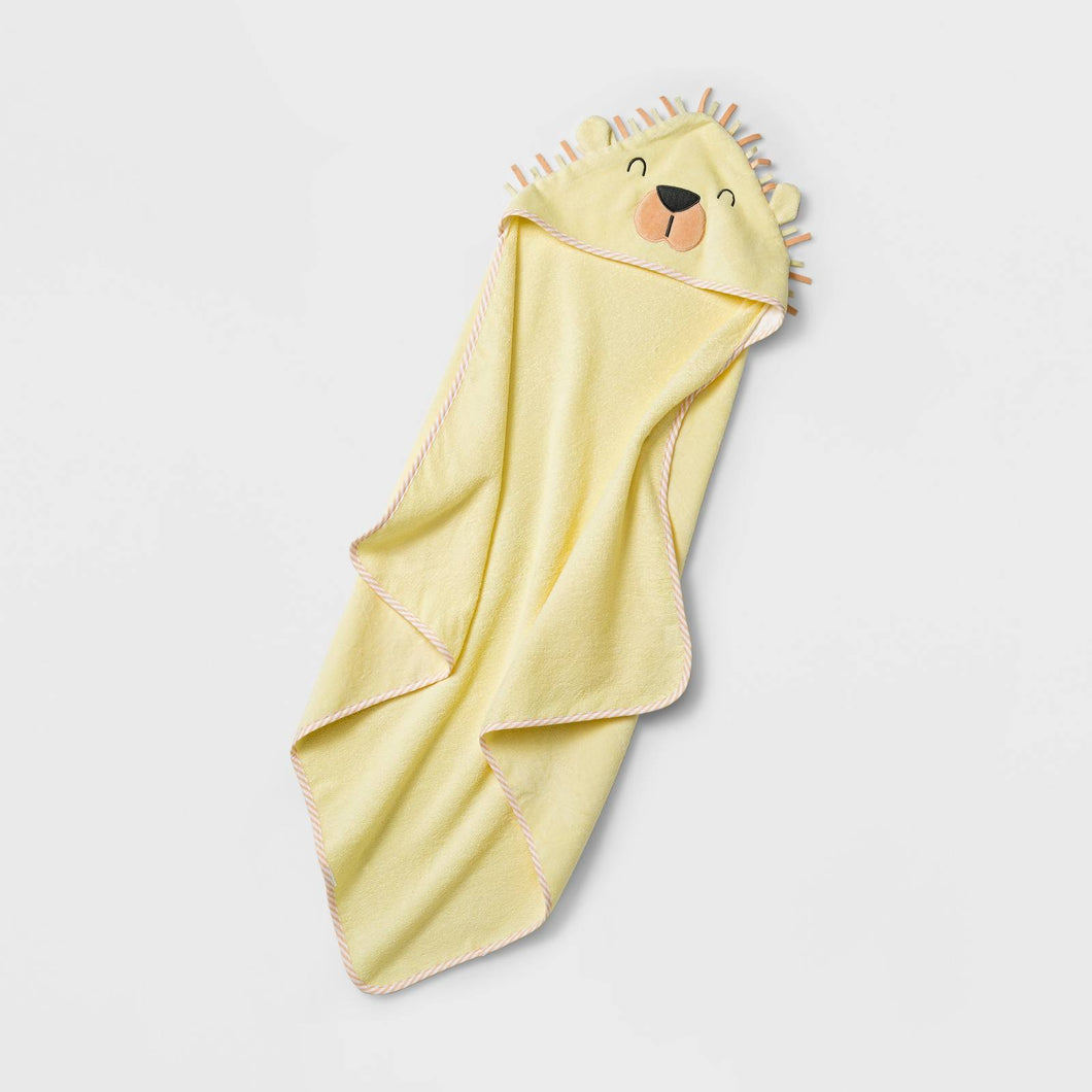 http://www.ebay.com/i/Baby-Lion-Hooded-Towel-Cloud-Island-153-Yellow-/302446935824