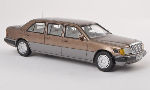NEO44306 - MERCEDES BENZ W124 LONG CHAMPAGNE