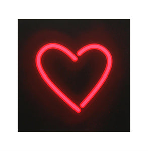 NEON HEART by William Kingett