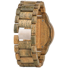 WeWood Alpha Army Wooden Watch