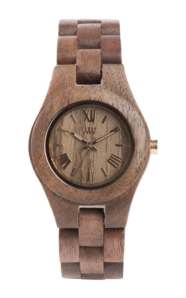 WeWood Criss Nut Wooden Watch