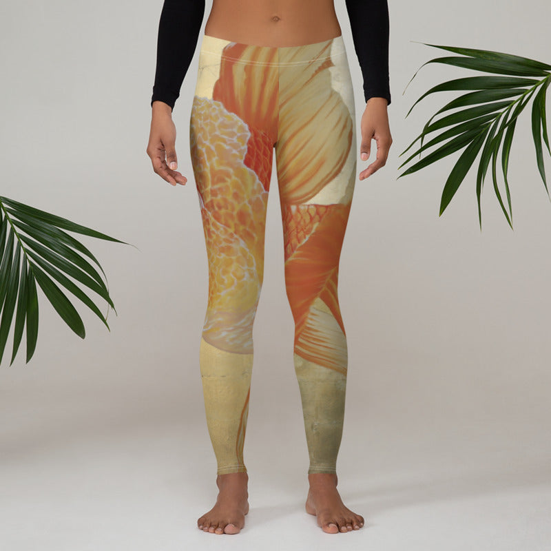 Muculinda Zest Low Rise Yoga Pants