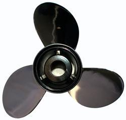 "Michigan Wheel Vortex : 13 1/2"" x 15"" Aluminum 3 Blade Propeller"