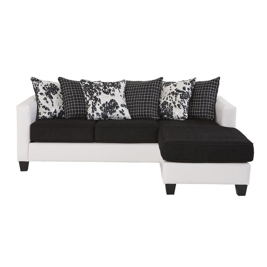 7865COT Chaise Ottoman