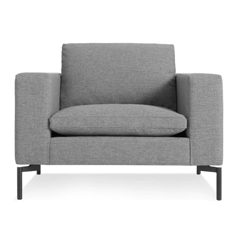New Standard Lounge Chair in Spitzer Grey