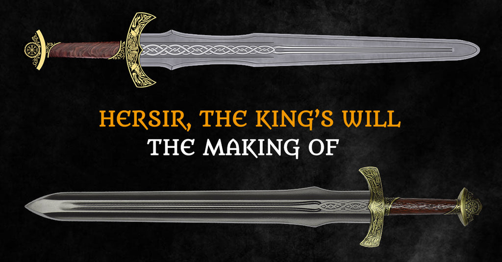 Hersir the King's Will: The Making Of