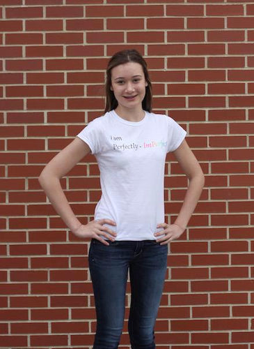 'I am Perfectly Imperfect' T-Shirt